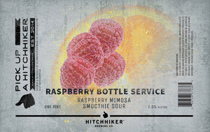 Raspberry Bottle Service - Raspberry Mimosa Smoothie Sour - 4-Pack